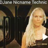 DJane NICname TECHnic aka NIC TECH (BASSmaschinenCODE) PROMOMIX AMOOOOOK BAAAAAAAM