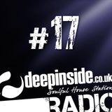 DEEPINSIDE - Soulful House Station #17