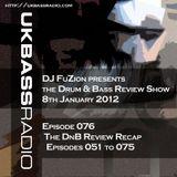Ep. 076 - Review Show Recap, Episodes 051 to 075