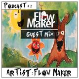 Censored The Audio (Dubstep January Mix with Flow Maker Guest Mix)