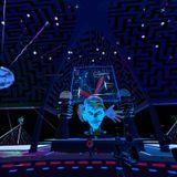 Groundswell VR Music Festival set