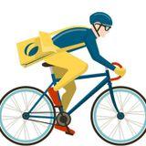 AppEnvio te permite trabajar siendo un ciclista urbano