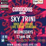 Conciouse Sounds Mix MARCH 14TH