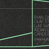 Luke Warren - Promo Mix for Warm Up Presents - 03-Nov-2014