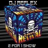 DJ Reflex 2For1 Show on pirate revival show 3