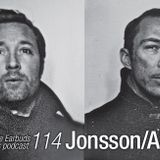Jonsson / Alter - Little White EarBuds (LWE) Podcasts 114 - March 5th, 2012