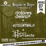 Brigada junto a  Dolores Delirio + Ensamble + Sangre Hirviendo