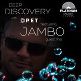 Episode 16: Deep Discovery Live featuring Jambo guestmix