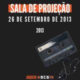 Sala de Projeção - 26 de Setembro de 2013