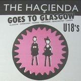 Marc Smith @ Hacienda U18's, Glasgow, 1990