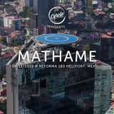 Cercle invites Mathame at Reforma 180