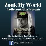 DJ Alexy Live - Saturday Night @ The Whitsunday Latin Festival 2017 (Salsa/Bachata/Zouk/Kizomba)