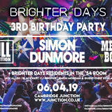 Brighter Days 3rd Birthday Preview mix #4 - ChiefKoala