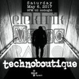 Dj Earic Patten LIVE SET #technoboutique May 6 2016 | Miami