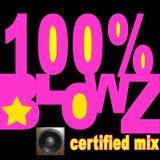 100% Full Blowz Mix