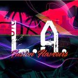 CALIFORNIA WITH LOVE By DiMano & David Lucarotti L.A. Fusion Flavours