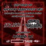 Lauren Valentine & How Hard - The Road To Gabberfest 2018 Mix (Presented by Morbid MC) [2018]