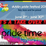 Pride Time Playback - The Dublin Pride Takeover Show! - June 9th