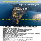 Airdigital - Trancefan Radioshow #291 2017-03-17
