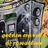 Golden Era - a celebration of 1980's-1990's (ish) Hip-Hop