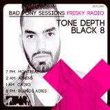 Bad Pony Sessions - 28 October 2016 @friskyradio (Guest Black 8)