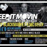 Keep it Moving promo Mix Trevor Fever