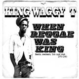 King Waggy Tee 70s Roots Rockers Mix