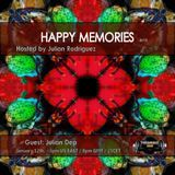 Julian Dep - Happy Memories - January 12, 2015