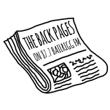 The Back Pages: First Show of 2019 featuring Ultimate Frisbee