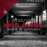 Migel Gloria *** Technoforce FB Live Mix ***  May 2018