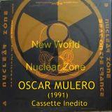 Oscar Mulero - Live @ New World, Madrid (1991) Cassette INEDITO, Ripped: POLACO MORROS & BAFOMEVS