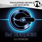 Tracklistings Mixtape #124 (2014.08.26) : DJ Genesis