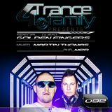 For Trance Family vol.32 Mixed by Martin Thomas aka M2R & Golden Fingers