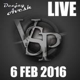DEEJAY AVESH LIVE AT VSP SANDTON - FLASHBACK_HIPHOP_RNB_HOUSE_6_FEB_2016