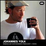 MODULAR EXPANSION PODCAST #044 | JOHANNES VOLK