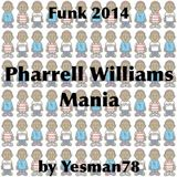 PHARRELL WILLIAMS MANIA (Cris Cab, Pharrell Williams, Daft Punk)