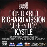 Powertools Mixshow - Episode 11-26-16 Ft: Don Diablo, Sleepy Tom, & Kastle