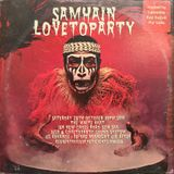 Samhain lovetoparty 2017 - Kay Suzuki (12am-2am)