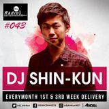 Axcell Radio Episode 043 - DJ SHIN-KUN