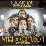 What A Confusion nel Cookie Time di Matt Garro con Willi Lapaglia, Emma Sarr, Davide Sarotto su TRS!