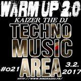 Rind radio 3.2.2017 Warm up #021-Kaizer The Dj