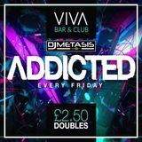 AddictedMCR Promo Mix | Instagram @DJMETASIS