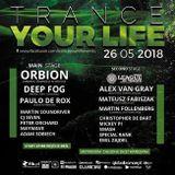 Christopher de Bart live @ Trance Your Life Metronom Club Warsaw