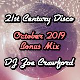 21st Century Disco - October 2019 Bonus Mix