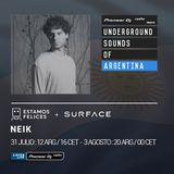 Surface Bookings & Estamos Felices - Neik (Underground Sounds of Argentina)
