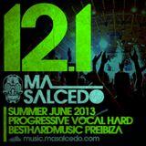 12.1 June2013 PreIbiza by ma_Salcedo - ProgressiveVocalHARD 130BPM