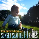 Recorded LIVE @ Sunset Seattle 11 _ Golden Gardens : 09.19.15 - mixed by Rhines