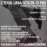 """Stagione 3. Puntata 18. """"Shanty Town"""", con Filippo """"Dr. Jekyll"""" Siracusa."""
