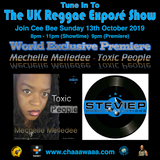 Cee Bee UK Reggae Expose 184 13-10-2019