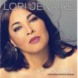 Recording Artist Lori Jenaire brings #AsYouAre to #ConversationsLIVE